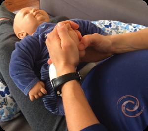 Réflexologie maman-bébé